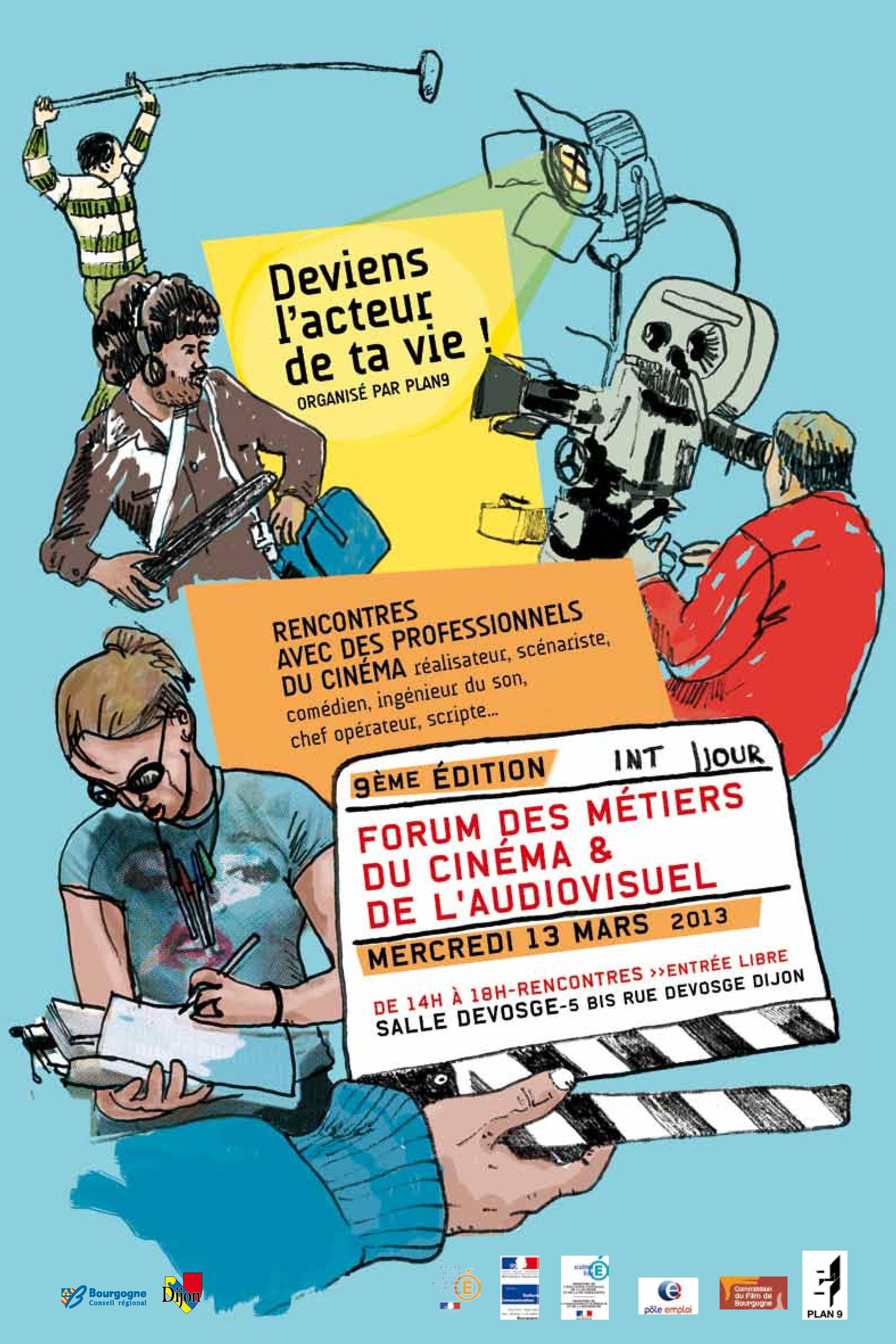 rencontres cine dijon